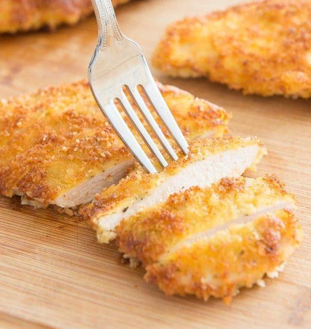 Single Serving Meals: Making Chicken Parmesan