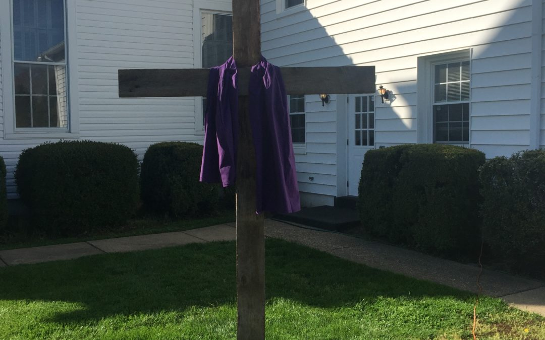 Preparation for Online Easter Worship