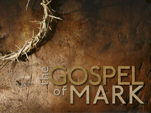 Preaching Through the Gospel of Mark